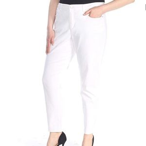 Charter Club - Bristol skinny ankle jeans in white